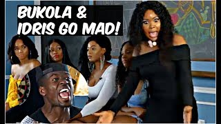 BKCHAT NYC : BUKOLA AND IDRIS GO MAD!
