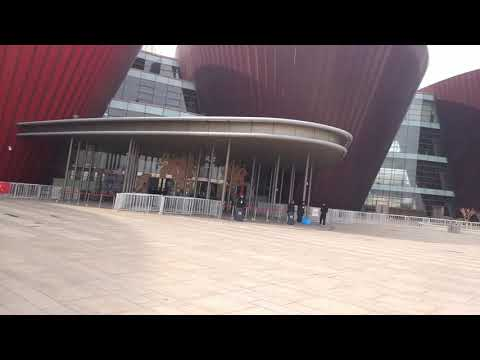 Taiyuan museum. Taiyuan