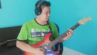 Shidee - Amy Guitar Solo