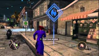 *Saints Row 3* how to get the wraith and tron bike...