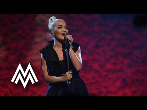 Rita Ora | 'Body On Me' 'Poison' + 'Trapping Ain't Dead' MOBO Awards | 2015 | MOBO