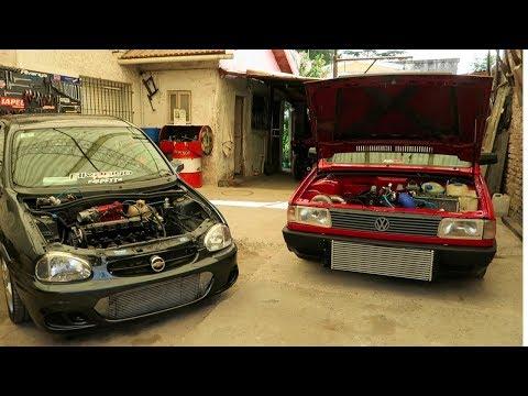 Buscando Turbo Nuevo II BorgWarner K16