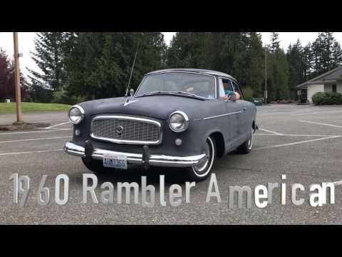 1960 Rambler American (Test Spot)