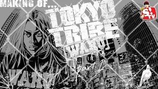 漫画単行本の作り方~making of TokyoTribe WARU  - SANTASTIC!TV #129[2016.06.04]