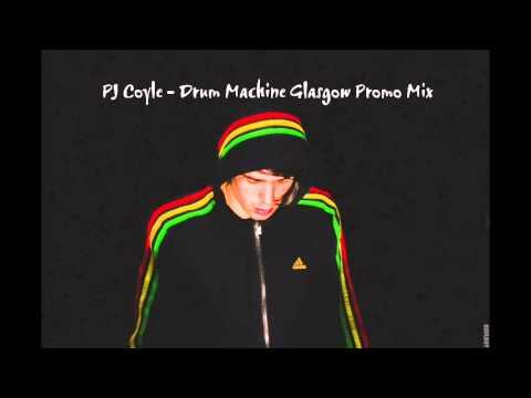 PJ Coyle - Drum Machine Glasgow Drum & Bass Promo Mix 2014 - Techstep/Neurofunk