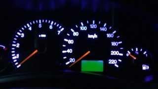 Скачать SQLab Установленный пересвеченый щиток приборов Ford Focus