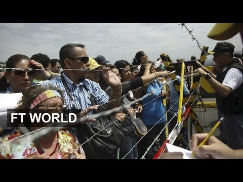 Venezuela-Colombia tensions rise | FT World