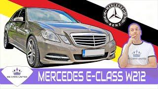 Mercedes E-Class W212 | BG CARS UNITED - Бизнес/Семеен Автомобил