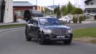 2016 Bentley Bentayga SUV - Start Up Test Drive and In Depth Review!