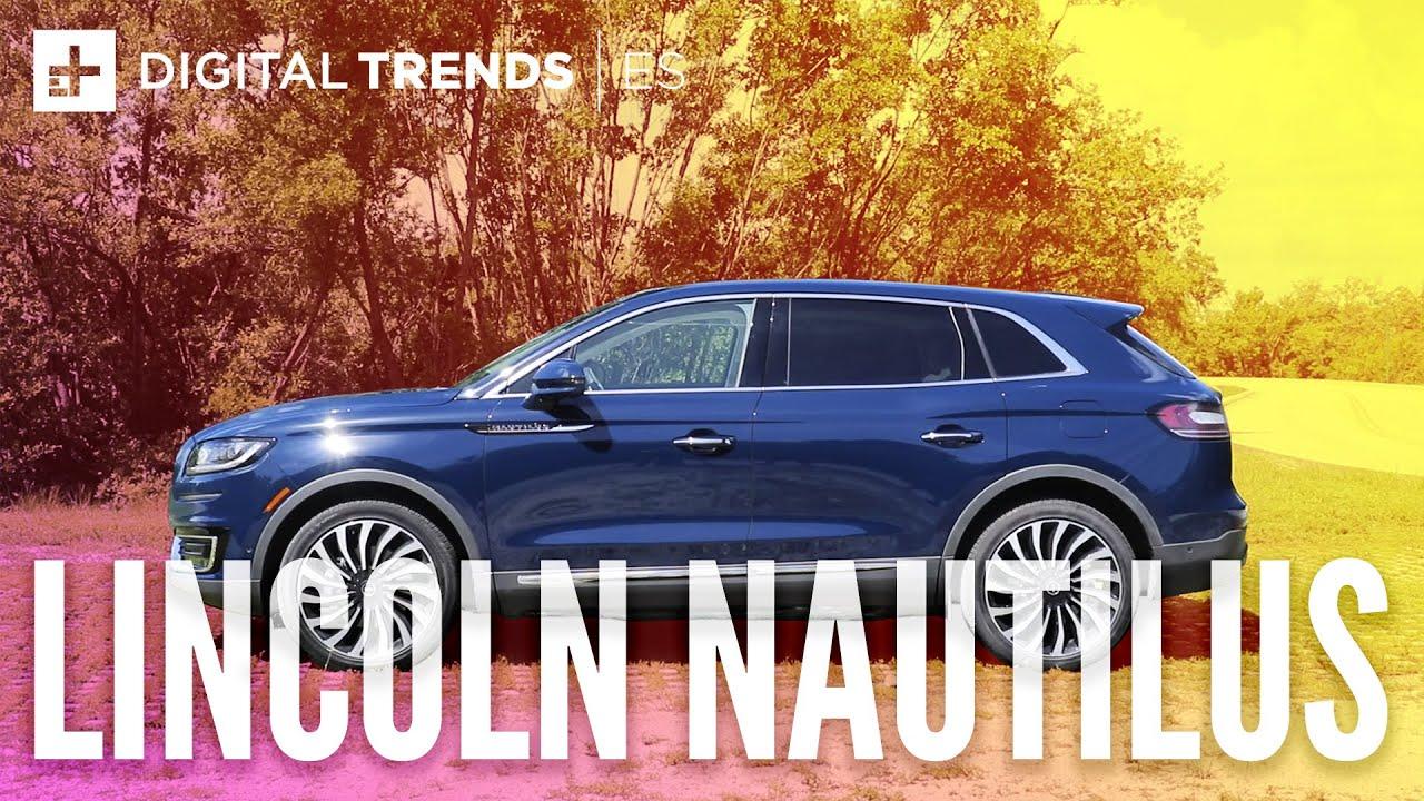 Lincoln Nautilus 2020: el auto que te transporta y te da masajes al mismo tiempo