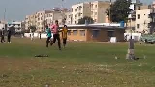 Playing street cricket at fb area karachi | super over match #cricket #love #karachipakistan