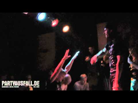 Action - Last Day Ever - live at HOLZ Niesky