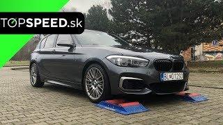 BMW M140i xDrive 4x4 test - TOPSPEED.sk