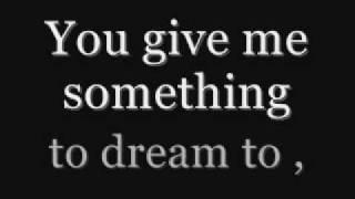 Michelle Branch- Something To Sleep To - Lyrics.