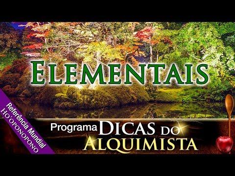 Programa Dicas Do Alquimista - Elementais - Alcides Melhado Filho - 14-11-2019