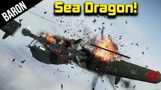 War Thunder - The Mighty Sea Dragon Flies Again!  w/ PhlyDaily