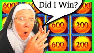 I Met Someone WHO HAD NEVER PLAYED SLOTS BEFORE... UNTIL NOW! WINNING 101 W/ SDGuy1234