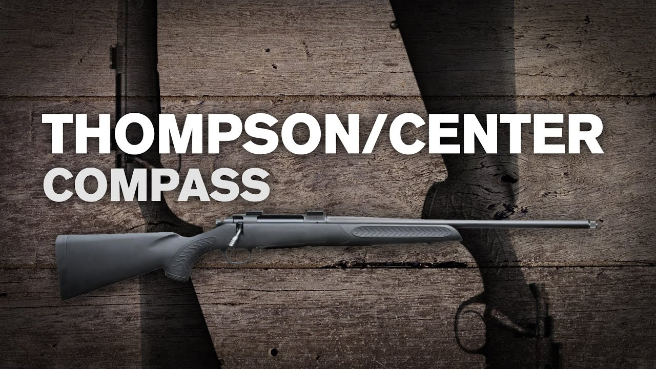 Rifle Test & Review: Thompson/Center Compass