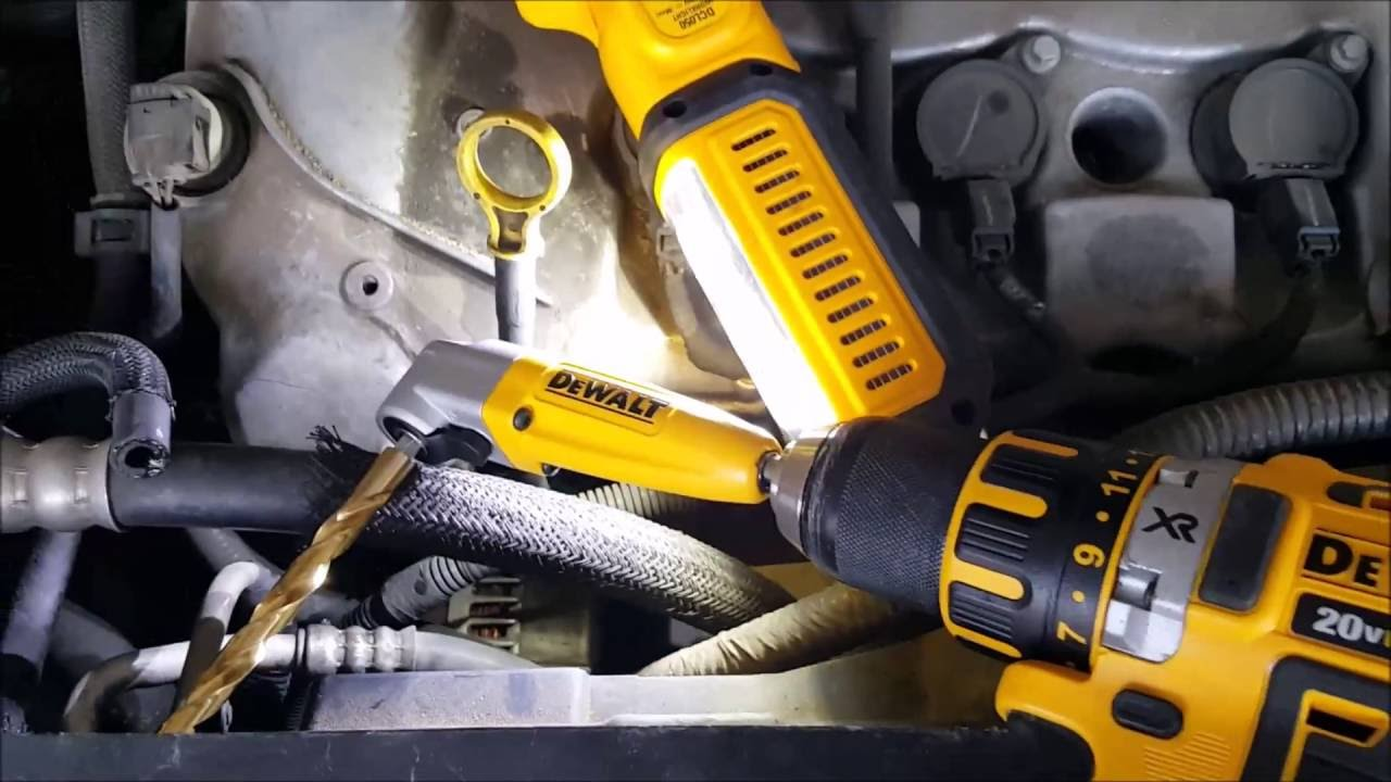 How To Fix Broken Coolant Overflow Nipple On Radiator