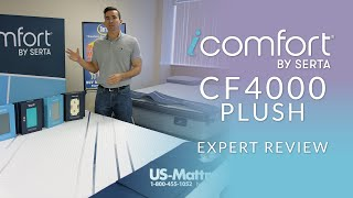 Serta iComfort CF4000 Plush Mattress Expert Review