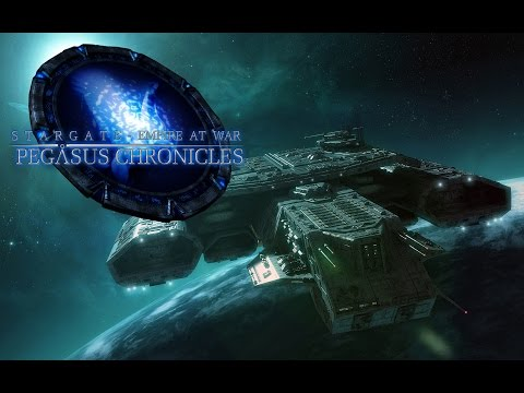 Stargate Pegasus Chronicles | WRAITH ATTACK!!