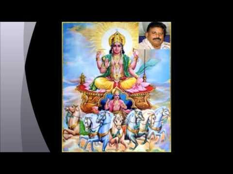 sri surya namaskarams by, Sri Gannavarpu venkat rao garu.