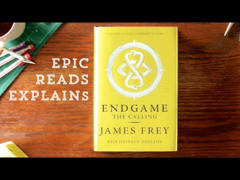Endgame: The Calling by James Frey | Epic Reads Explains | Book Trailer