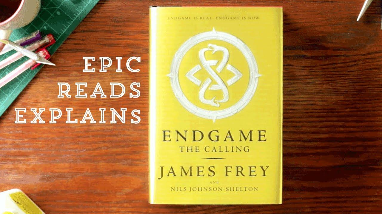 Endgame: The Calling - James Frey - Hardcover