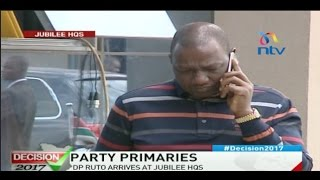 Deciphering DP Ruto's phonecall at Jubilee Party HQ despite Safaricom network outage