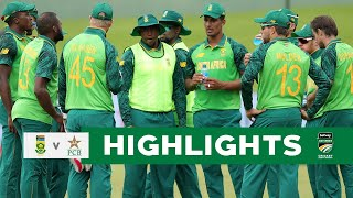 Proteas vs Pakistan | 3rd #BetwayODI Highlights | SuperSport Park, 7 April 2021