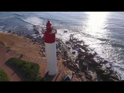 Mavic pro - Umhlanga rocks, Durban - Sunrise sessions