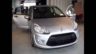 Nouvelle Citroen C3 2009 attraction mandataire automobile