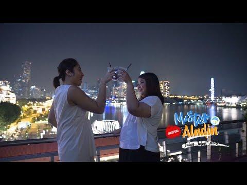 Mister Aladin Jalan-Jalan Series: Singapore