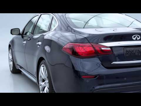 2015 Infiniti Q70 HEV - Approaching Vehicle Sound For Pedestrians (VSP) System
