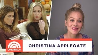 Christina Applegate Talks Playing Jennifer Aniston's Sister On 'Friends'