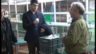 Экскурсия на КЭМЗ. Возрождение престижа рабочих специальностей в Дагестане