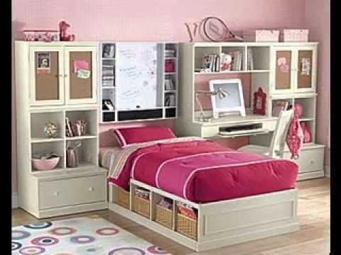 Мебель для спальни для девушки