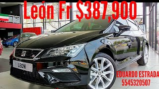 Seat Leon Fr 1.4 turbo de 150hp , Quieres uno ? Llámame - Eduardo Seat Ventas