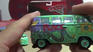 Radiator Springs Classic Fillmore Cars 3 Review JScars8