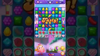 Candy Crush Friends Saga Level 154 NO BOOSTERS  A S GAMING