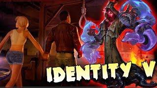 Маньяк Feaster первый взгляд! Игра как Horrorfield online Identity V android Horror game