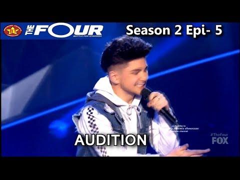 "Dylan Jacob16 year old Rapper ""Flava In Ya Ear""The Four Season 2 Ep. 5 S2E5"