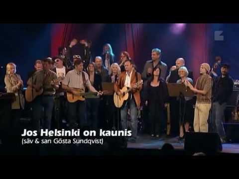 Jos Helsinki on kaunis (Gösta Sundqvistin muistokonsertti 2004) mp3