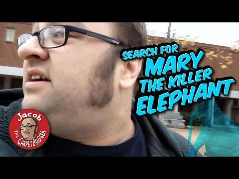 Search For Mary The Killer Elephant