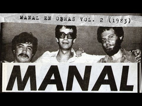 Manal En Obras Vol.2 1983 (Full Album)