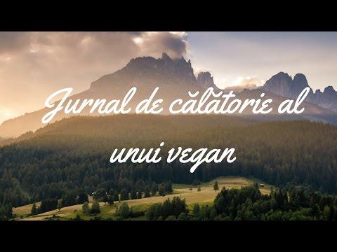 Jurnal de călătorie al unui vegan