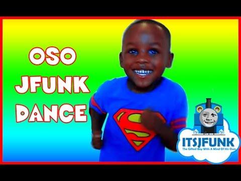LEARN it OSO J FUNK Dance Tutorial New Dance Craze 2014
