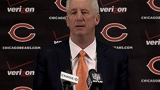 Chicago Bears Introduce New Head Coach John Fox