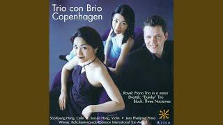 """Piano Trio No. 4 in E Minor, Op. 90, B. 166, """"Dumky"""": I. Lento maestoso - Allegro vivace, quasi..."""
