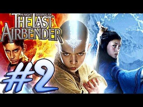The Last Airbender (Wii) Avatar Game Walkthrough Part 2 [M ...  Avatar The Last Airbender 2 Movie